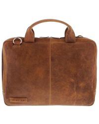 Plevier Laptoptas Urban Laptoptas / Sleeve 480 14 Inch - Bruin