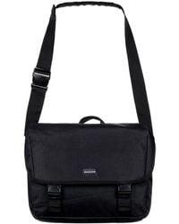 Quiksilver - Carrier Men's Messenger Bag In Black - Lyst