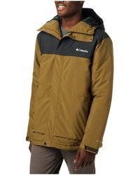 Columbia - Horizon Explorer Insulated Jacket Men's In Brown - Lyst