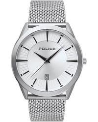 Police - PL15305JS.04MM, Quartz, 45mm, 5ATM Montre - Lyst