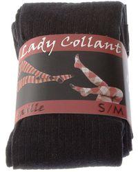 Intersocks Collant chaud - Coton - Ultra opaque Collants & bas - Noir