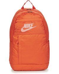 Nike Mochila ELMNTL BKPK - 2.0 LBR - Naranja