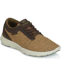 dd9487c75fbf Supra - Hammer Run Men s Shoes (trainers) In Brown - Lyst