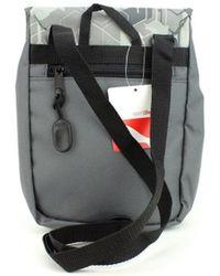 ae9aa12e99ab PUMA - Foundation Portable Women s Shoulder Bag In Grey - Lyst