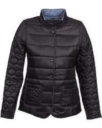 Wrangler - Easy Reversible Women's Jacket In Black - Lyst