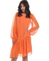 GAUDI Robe courte 011BD15035 - Orange
