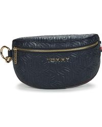 Tommy Hilfiger Heuptas Iconic Tommy Bumbag - Blauw