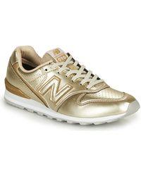 New Balance Lage Sneakers 996 - Meerkleurig