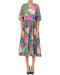 Sofie D'Hoore VS00000B9101E Robe - Multicolore