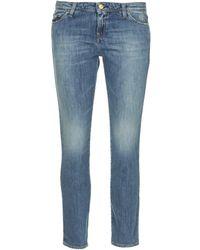 Acquaverde NIKKY femmes Jeans en Bleu