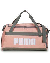 PUMA Borsa Da Sport Challenger Duffel Bag S - Rosa