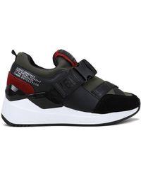 Sixtyseven Lage Sneakers 30209 - Groen