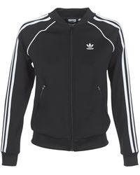 adidas Trainingsjack Sst Tt - Zwart