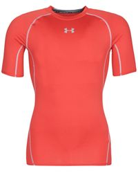 Under Armour T-shirt - Rouge