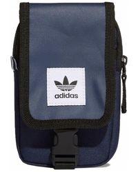 adidas Map Bag Shoulder Bag - Blue