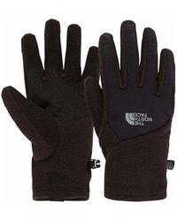 The North Face Handschoenen W Denali Etip Glove Guantes, Mujer - Zwart