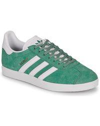 adidas Lage Sneakers Gazelle - Groen