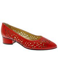 Donna Soft DOSODS0707ro Chaussures escarpins - Rouge
