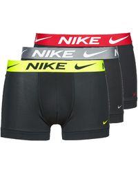 Nike Boxer ESSENTIAL MICRO X3 - Negro