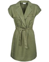 Noisy May Robe - Vert