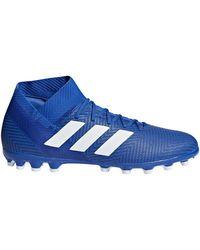 adidas BC0301 Chaussures de foot - Bleu