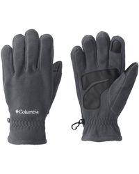 Columbia Handschoenen Thermarator Glove - Zwart