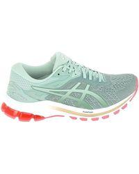 Asics GT 1000 10 Vert Beige Chaussures