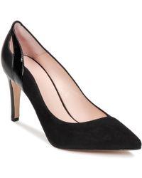 IKKS - Esifoune Women's Court Shoes In Black - Lyst