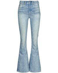 G-Star RAW Bootcut Jeans 3301 High Flare Wmn - Blauw