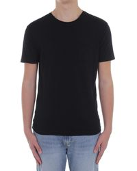 Daniele Alessandrini M7317E6434102 T-shirt - Noir