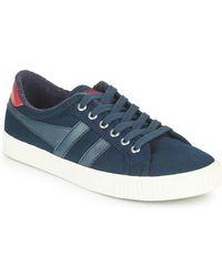 Gola Sneakers Basse Tennis Mark Cox - Blu