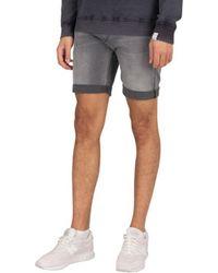 Replay Shorts Neue Anbass 573 Bio Denim Shorts - Grau