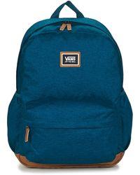 Vans Rugzak Wm Realm Plus Backpack Gibraltar Sea - Blauw