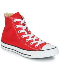 Converse Chucks CTAS OX 7J236 - Red, Tamaño:25 EU - Rojo