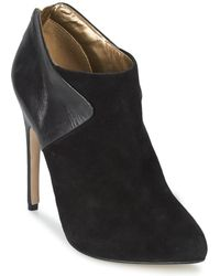 ffac42ed0386b5 Sam Edelman - Jacelyn Women s Low Boots In Black - Lyst