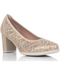 Pitillos Chaussures escarpins 6057 - Blanc