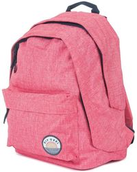Rip Curl - Solid Double Dome Women's Backpack In Pink - Lyst