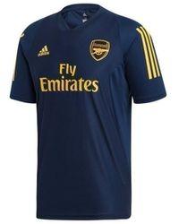 adidas Arsenal FC Training Jersey - Blu