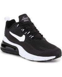 Nike Air Max - 270 React - Sneakers - Zwart