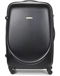 Spartoo Marquis Hard Suitcase - Black