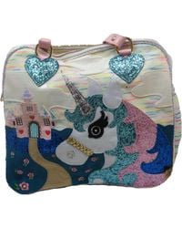 Irregular Choice - King Of The Castle Women's Shoulder Bag In Multicolour - Lyst