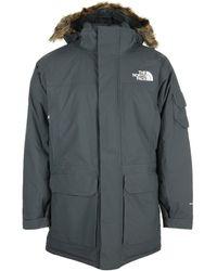 The North Face Parka Mc Murdo Jacket - Gris