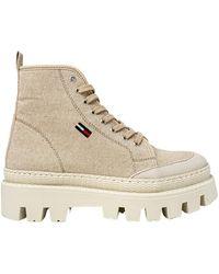 Tommy Hilfiger Zapatillas altas EN0EN01440 - Neutro