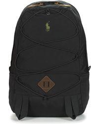 Polo Ralph Lauren Rugzakken Lw Mntn Bkpk-backpack-synthetic - Zwart