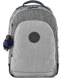 Kipling Sac à dos Class Room BACK TO SCHOOL / PBG 110-PBGI4053 garcons Sac à dos - Gris