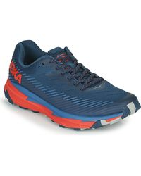 Hoka One One Lage Sneakers Torrent 2 - Blauw