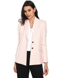 Baukjen - Blazer Lexden Light Pink Women's Jackets In Pink - Lyst