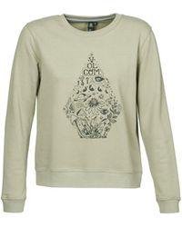 Volcom - Sweatshirt SOUND CHECK FLEECE - Lyst