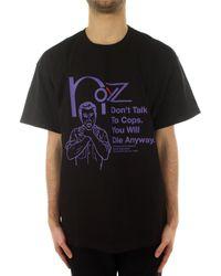 Iuter 21SITS61 T-shirt - Noir