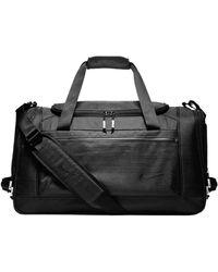 Nike Departure Duffel Sports Bag - Black